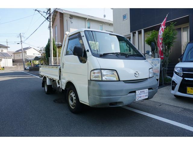 マツダ DX ワンオーナー車・エアコン付き