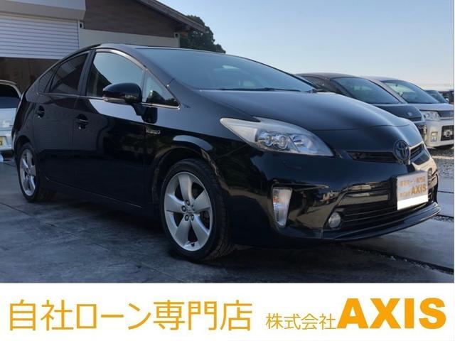 トヨタ Sツーリングセレクション 純正HDDナビ・アルミ/ETC