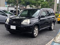 エクストレイル20X 4WD フルセグTV 純正ナビ バックカメラ