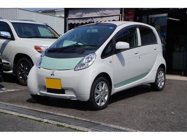 三菱 G 電気自動車 スマートキー ETC 記録簿付