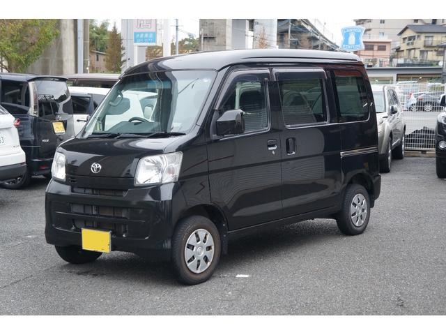 トヨタ ピクシスバン クルーズ キーレス ワンオーナー プライバシーガラス CD ETC