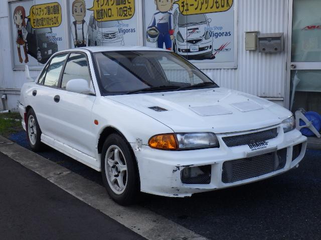 三菱 RSエボリューションII