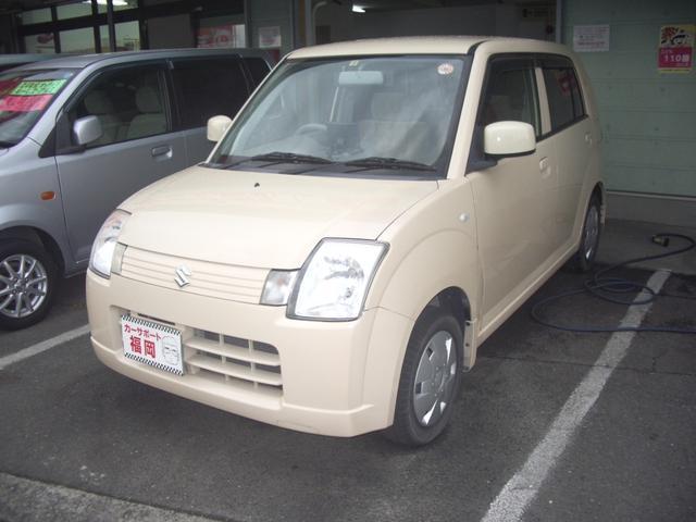 スズキ GII キーレス・ポータブルナビ・禁煙車
