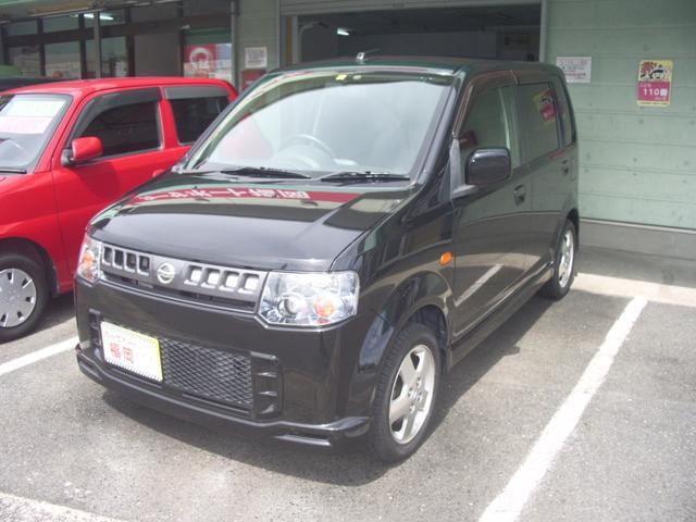 日産 RXターボ・純正エアロ・ナビ・HIDヘッドライト・タイヤ新品