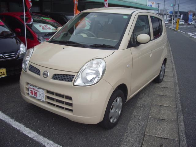 日産 S キーレス・CD・禁煙車