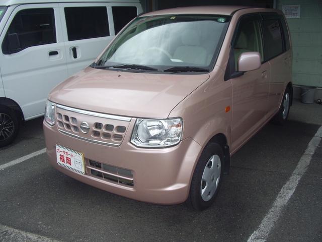 日産 E キーレス・CD・電動格納ドアミラー