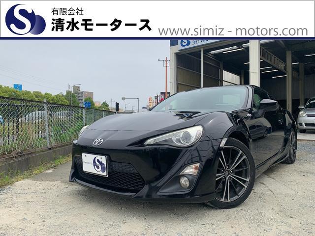 トヨタ 86 GT ナビ ETC バックカメラ スマートキー パドルシフト