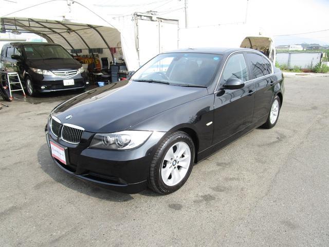 BMW 3シリーズ 323i ディーラー車 右ハンドル HDDナビ DVD再生 スマートキー ETC