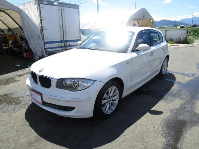 BMW 1シリーズ 116i ナビ CD キーレス ETC 電格ミラー 純正16アルミ