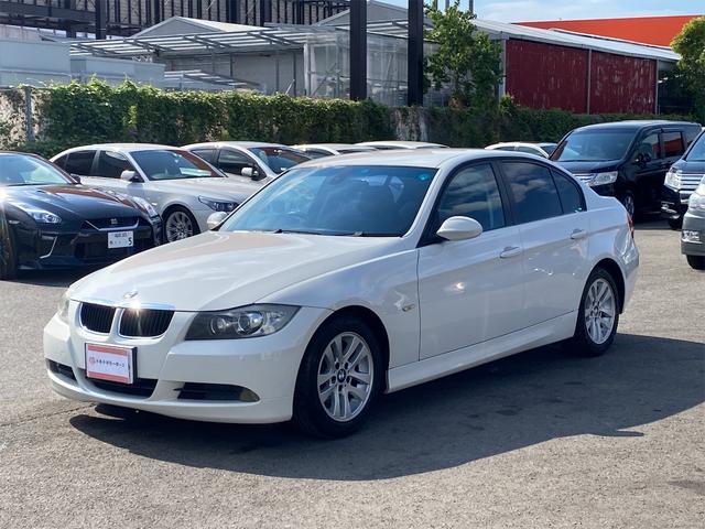 BMW 3シリーズ 320i プッシュスタート HDDナビ DVD再生 CD キーレス ETC 前席パワーシート HID 電動格納ミラー タイミングチェーン