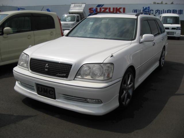 トヨタ アスリートFour 4WD SR