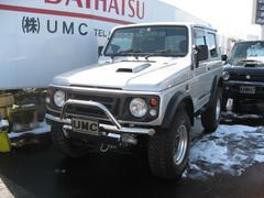 ジムニーランドベンチャー 4WD 社外15インチAW