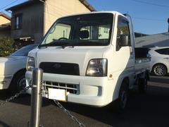 サンバートラックTC パワステ 4WD