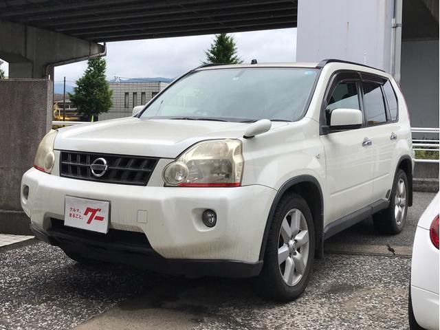 日産 20X ナビTV スマートキー  純正アルミ 4WD