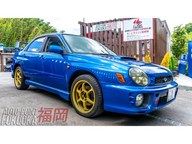スバル WRX NB 4WD
