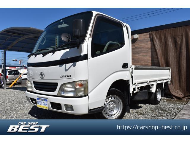 トヨタ Sシングルジャストロー 社外ナビ/フルセグ/最大積載量1250Kg
