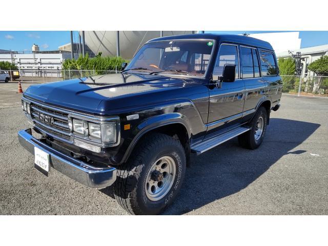 ランドクルーザー60(トヨタ) GX2(5)人 中古車画像