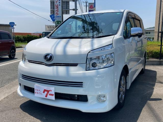 トヨタ ZS 煌 HDDナビ フルセグTV バックカメラ スマートキー 両側パワースライドドア キセノンライト