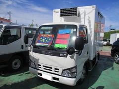 エルフトラック冷凍車 スムーサーシフト −30℃設定 スタンバイ付