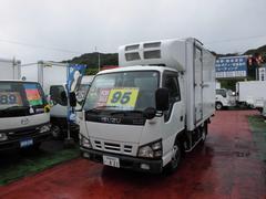 エルフトラック冷蔵冷凍車 2トンベース −30℃設定 スタンバイ付