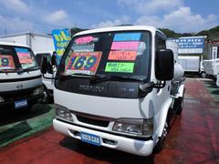 エルフトラックバキュームカー ボデーメーカー東急車両 3トン車 ハイルーフ