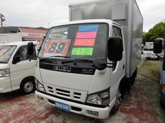 エルフトラックアルミバン フラットロー スムーサーシフト