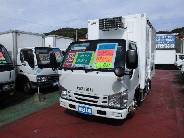 いすゞ  冷蔵冷凍車 新免許対応 5トン以下 低温仕様 スタンバイ付 サイドドア付