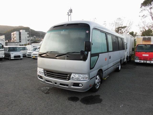 日野 マイクロバス 29人乗り 営業パッケージ ナビ バックカメラ