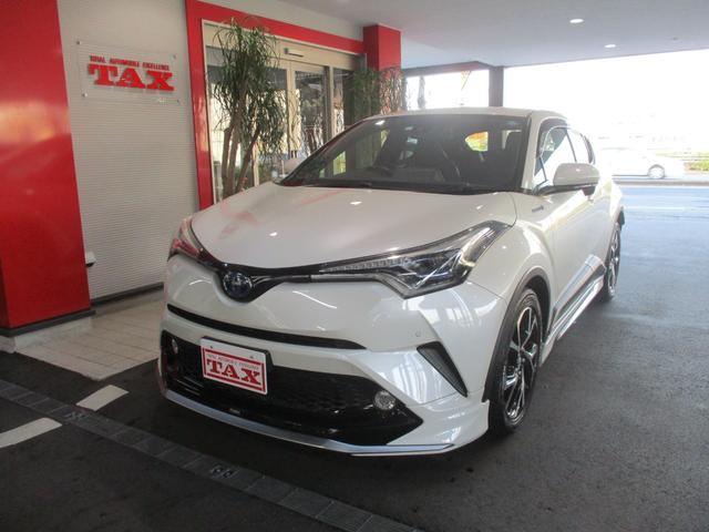 トヨタ G 9インチナビ モデリスタエアロ セーフティセンス ETC