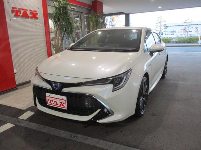 「トヨタ」「カローラスポーツ」「コンパクトカー」「長崎県」の中古車