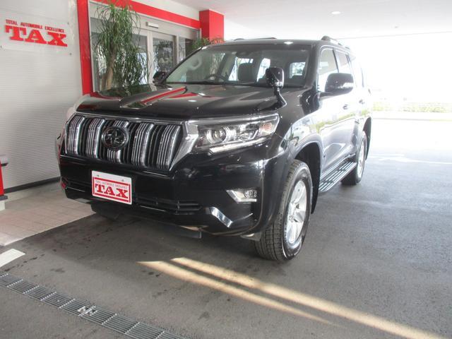「トヨタ」「ランドクルーザープラド」「SUV・クロカン」「長崎県」の中古車