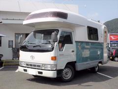 ハイエーストラックキャブコン キャンピングカー 社外ナビ Bカメラ ETC