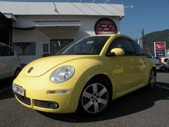 VW ニュービートルLZ 本革 サンルーフ パークセンサー