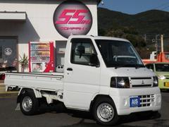 ミニキャブトラックVX−SE 5速 4WD パワステ エアコン ワンオーナー