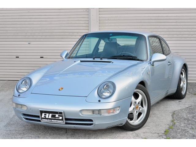 ポルシェ 911カレラ クーペII 左ハンドル 車高調