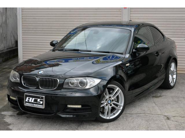 BMW 135i ブラックレザーシート RACE CHIP