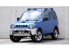 ジムニーXC 4WD オートマ LEDヘッドライト ルーフキャリア ETC マッドフラップ CD