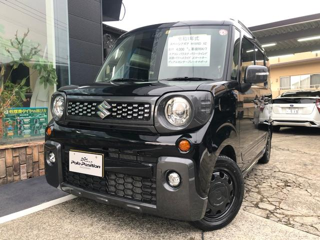 「スズキ」「スペーシアギア」「コンパクトカー」「長崎県」の中古車