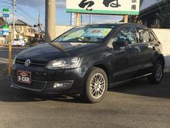 VW ポロTSIハイライン ディーラー車 SDナビ フルセグTV