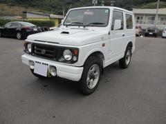 ジムニーXC 4WD ターボ車 エアコン パワステ フロアAT
