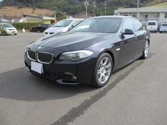 BMW523dブルーパフォーマンスMスポーツパッケージ HDDナビ