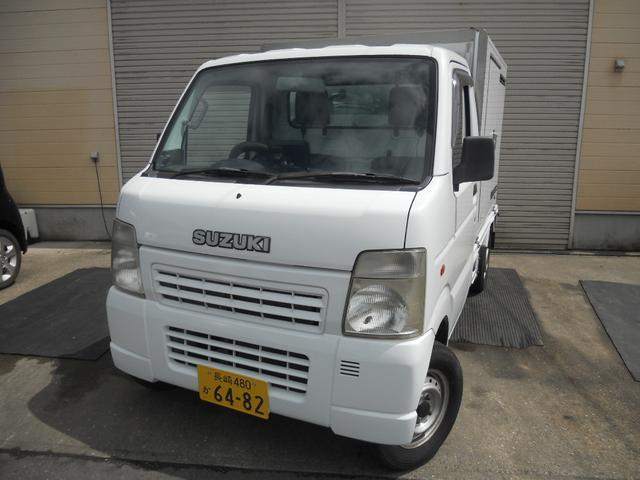 スズキ 冷蔵・冷凍車 5MT AC PS