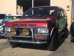 テラノ5MT 4WD