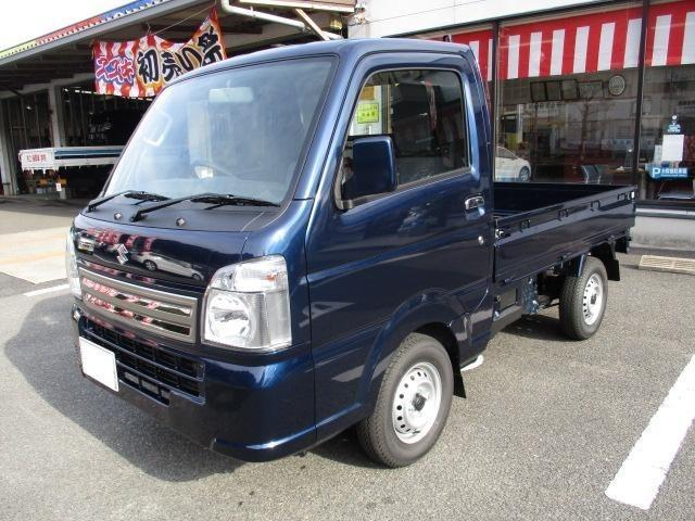 KCスペシャル 4WD 5速MT 三方開 キーレス(1枚目)