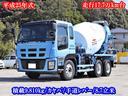 いすゞ ギガ  10t コンクリートミキサー車 (検3.11)