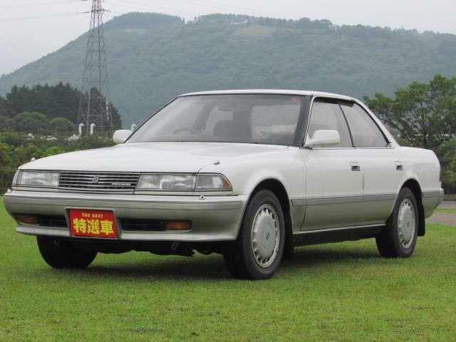 トヨタ グランデ ツインカム24 純正デッキ カセット5速MT