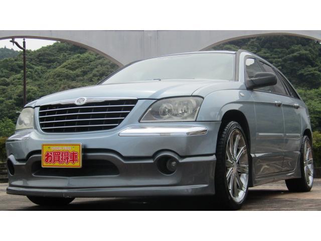 「クライスラー」「クライスラーパシフィカ」「SUV・クロカン」「長崎県」の中古車