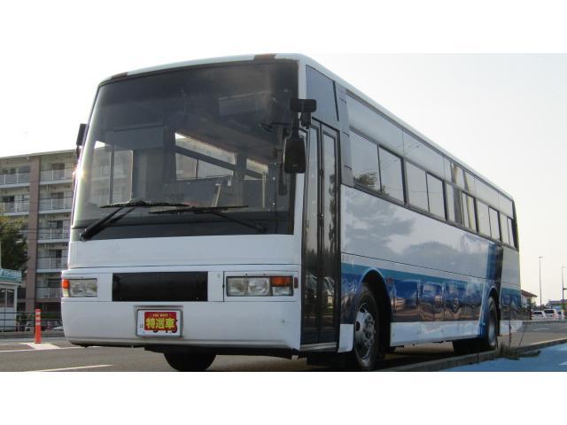 三菱ふそう エアロバス ハイデッカー 56人乗り 観光バス ETC