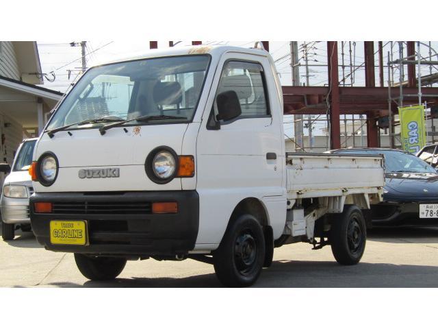 スズキ KU 4WD 丸目ライト 4MT