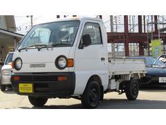 キャリイトラックKU 4WD 丸目ライト 4MT